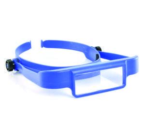 Side Angle of Headband Magnifier