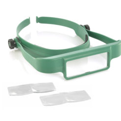 Front of Magnifier with Plates