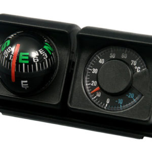 Kasper & Richter Compact 2 Car compass + thermometer