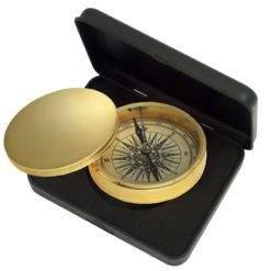 Kasper & Richter Nautica gold compass