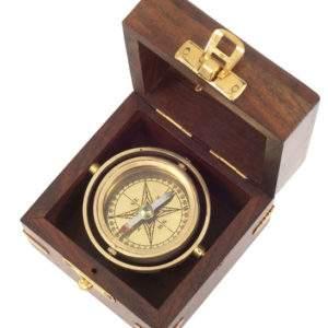 Kasper & Richter San Juan compass