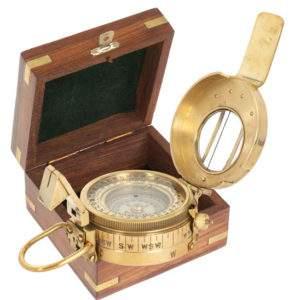 Kasper & Richter San Salvador compass