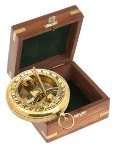 Kasper & Richter Tobago compass