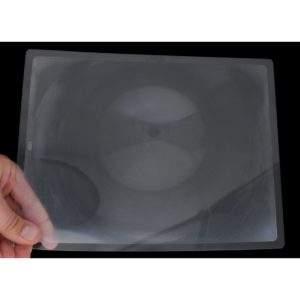 Fresnel sheet - A4 size