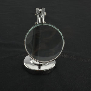 Small flexible arm magnifier