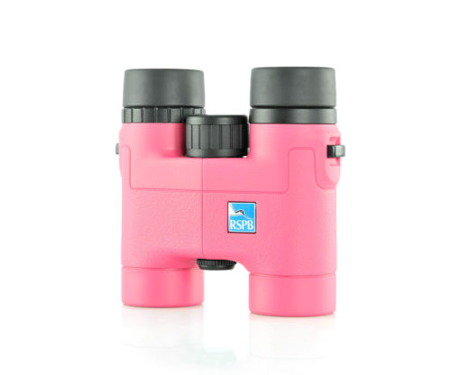 RSPB 8x32 Pink Puffin