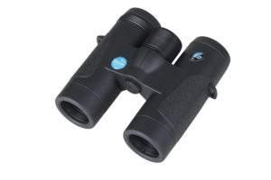 Top Angle of Merlin Binoculars