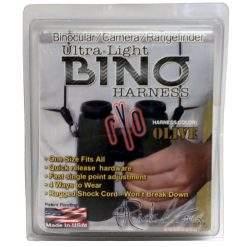 Ultra-Light Binocular Harness Color Olive