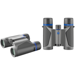 Zeiss Terra ED Grey 10x25 Pocket Binoculars