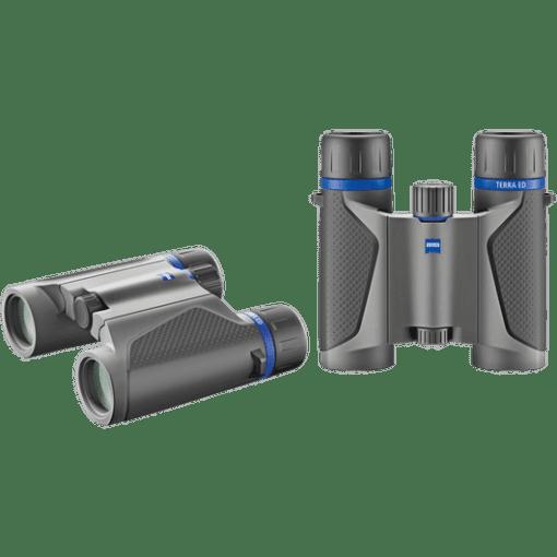 Zeiss Terra ED Grey 10x25 Pocket Binoculars