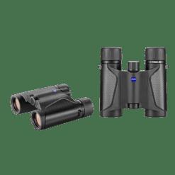 Zeiss Terra ED 10x25 Black Pocket Binoculars