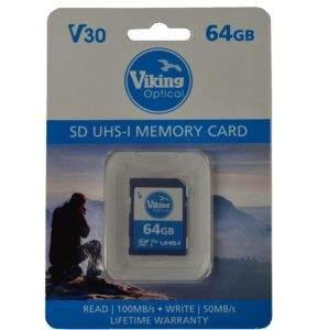 Viking Optical 64GB Memory Card