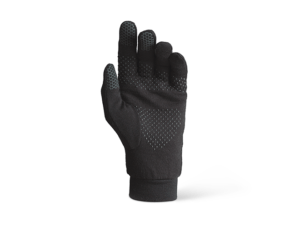 black swarovski glove