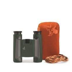 Green Compact Binocular with orange bag